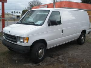 2001 Ford E250