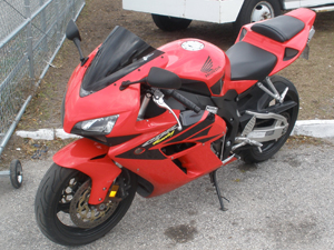 2005 Honda CBR