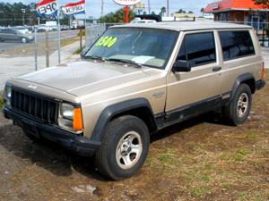 1993 Jeep Sport